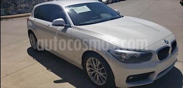 BMW Serie 1 120IA usado (2017) color Blanco precio $296,000