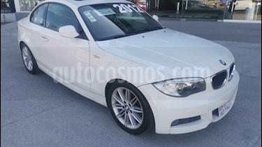 BMW Serie 1 2p 125iA Coupe M Sport aut usado (2012) color Blanco precio $225,000