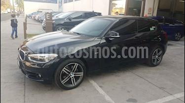 BMW Serie 1 3p 120i Sport Line L4/1.6/T Aut usado (2017) color Negro precio $309,900