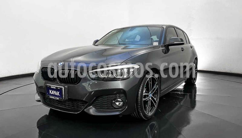 BMW Serie 1 3P 118i Sport Line usado (2018) color Gris precio $474,999