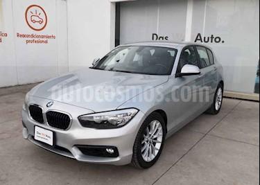 BMW Serie 1 5P 120i usado (2016) color Gris precio $291,990
