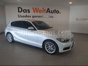 BMW Serie 1 3P 120i usado (2016) color Blanco precio $289,000