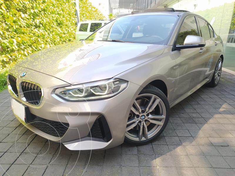 Foto BMW Serie 1 3P 120iA M Sport usado (2020) color Plata Dorado precio $599,000
