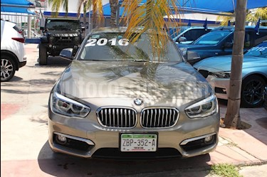 foto BMW Serie 1 3P 120iA Urban Line usado (2016) color Blanco precio $335,000