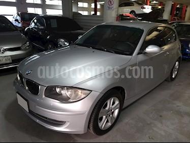 BMW Serie 1 3P 120i Dynamic usado (2008) color Plata precio $108,500