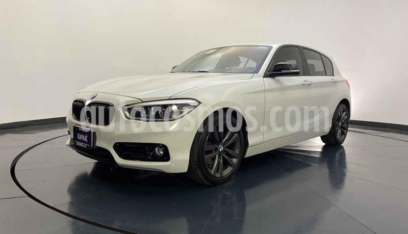 BMW Serie 1 3P 120iA Urban Line usado (2016) color Blanco precio $332,999