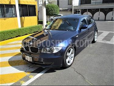 BMW Serie 1 5P 120iA Dynamic usado (2010) color Azul precio $129,900