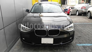 BMW Serie 1 3P 118I L4/1.6/T AUT usado (2015) color Negro precio $200,000