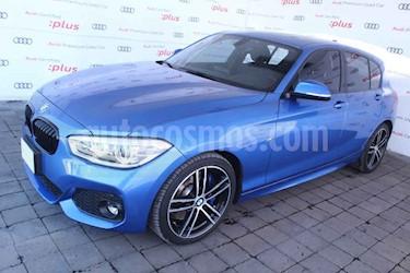 BMW Serie 1 5p 120i M Sport L4/1.6/T Aut usado (2018) color Azul precio $380,000