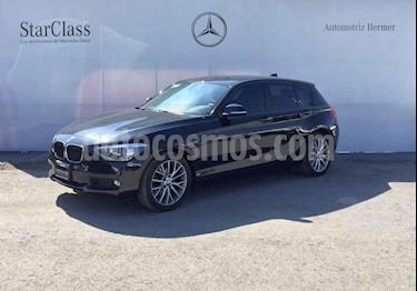 BMW Serie 1 5p 118i L4/1.6/T Aut usado (2015) color Negro precio $244,900