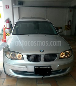 BMW Serie 1 3P 120i M Sport usado (2010) color Blanco precio $145,000