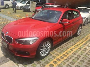 BMW Serie 1 3P 120iA usado (2017) color Rojo precio $280,000