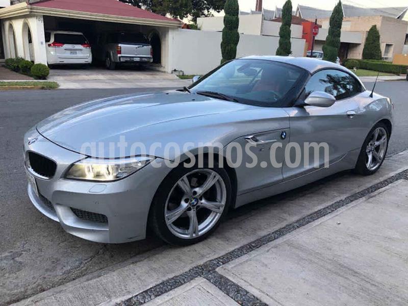 BMW Serie 1 3P 118iA  usado (2016) color Plata precio $539,000