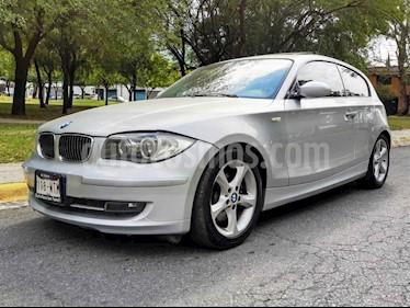 BMW Serie 1 3P 130iA usado (2008) color Plata precio $130,000