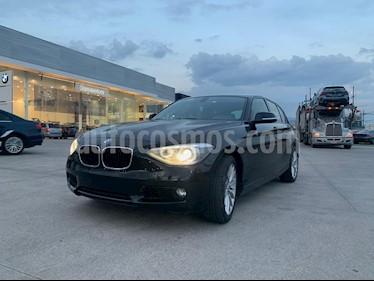BMW Serie 1 5P 118i Urban Line usado (2015) color Negro precio $240,000