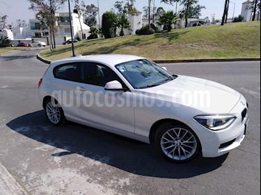 Foto BMW Serie 1 3P 118i M Sport usado (2015) color Blanco Mineral precio $197,500