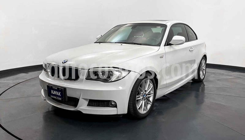 BMW Serie 1 Coupe 125iA M Sport usado (2013) color Blanco precio $262,999