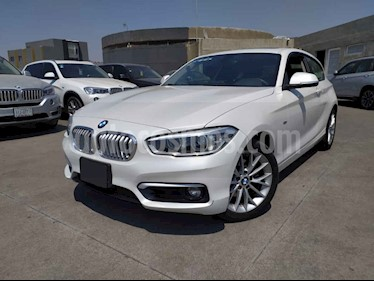 BMW Serie 1 3p 120i Urban Line L4/1.6/T Aut usado (2017) color Blanco precio $310,000