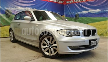 Foto BMW Serie 1 5p 120i Style Man Q/C Piel usado (2008) color Plata precio $125,000