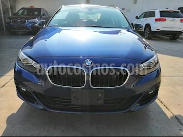 Foto venta Auto Seminuevo BMW Serie 1 Sedan 118iA Sport Line (2018) color Azul precio $550,000