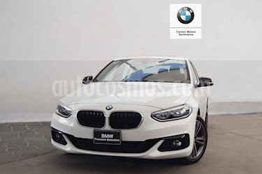 Foto venta Auto usado BMW Serie 1 Sedan 120iA Sport Line (2019) color Blanco precio $500,000