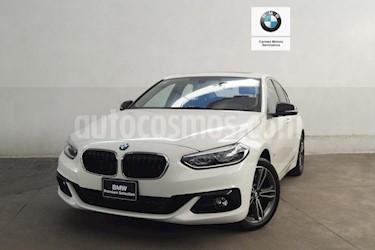 Foto venta Auto usado BMW Serie 1 Sedan 120iA Sport Line (2019) color Blanco precio $521,000