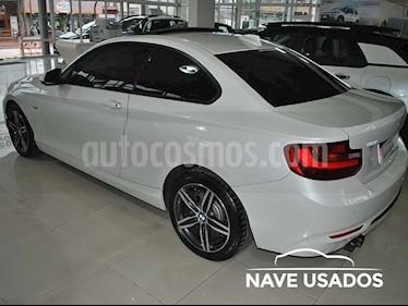 Foto venta Auto Usado BMW Serie 2 220i Sport Line (2017) color Blanco