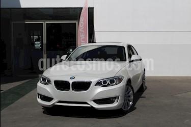 Foto venta Auto usado BMW Serie 2 220iA Aut (2017) color Blanco precio $410,000