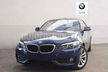 Foto venta Auto usado BMW Serie 2 220iA Executive Aut (2018) color Azul precio $530,000
