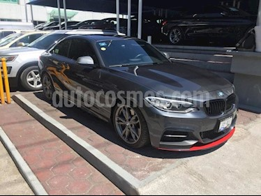 Foto venta Auto usado BMW Serie 2 235iA M Sport (2014) color Gris precio $484,900