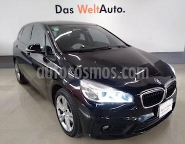 Foto venta Auto usado BMW Serie 2 Active Tourer 220iA Aut (2016) color Negro Zafiro precio $310,000