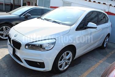 Foto venta Auto usado BMW Serie 2 Active Tourer 220iA Aut (2016) color Blanco precio $315,000
