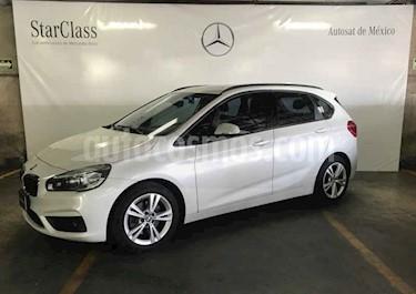 Foto venta Auto usado BMW Serie 2 Active Tourer 220iA Aut (2016) color Blanco precio $314,000