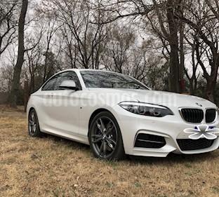 BMW Serie 2 M240i Paquete M Aut usado (2018) color Blanco Alpine precio $3.658.000