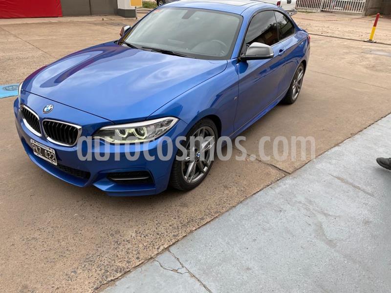 BMW Serie 2 235i Paquete M usado (2016) color Azul precio u$s44.800