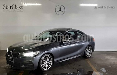 BMW Serie 2 M235iA M Sport Aut usado (2016) color Gris precio $549,000