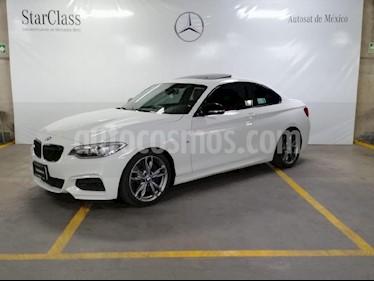 Foto BMW Serie 2 M235iA M Sport Aut usado (2015) color Blanco precio $469,000