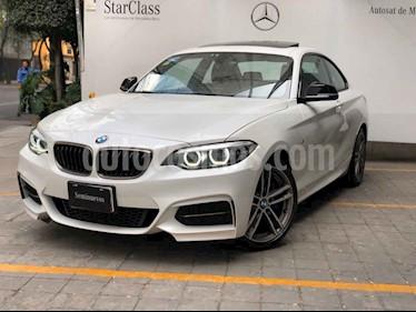 BMW Serie 2 2p M240iA usado (2020) color Blanco precio $740,000