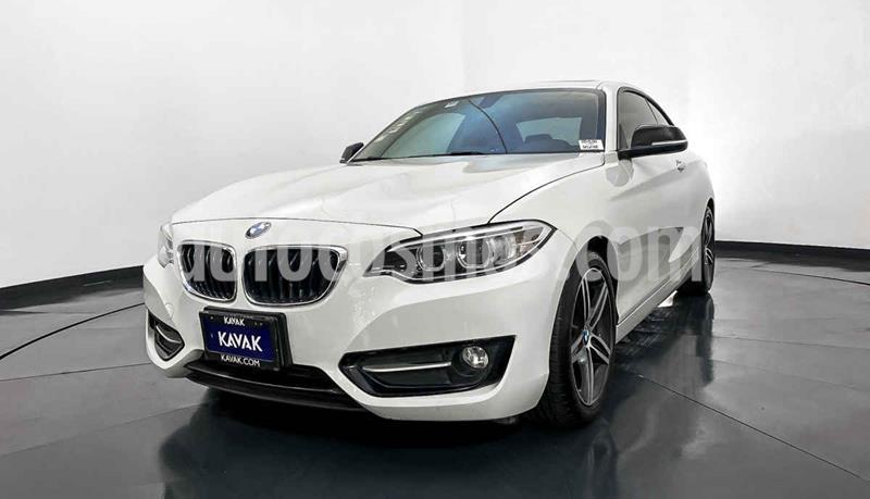 BMW Serie 2 220iA Convertible Sport Line Aut usado (2016) color Blanco precio $344,999