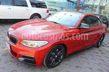 BMW Serie 2 M235iA M Sport Aut usado (2016) color Rojo precio $450,000