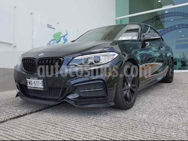 BMW Serie 2 M240iA Aut usado (2017) color Negro precio $550,000
