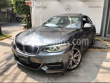 BMW Serie 2 2p 235i Coupe M Sport L6/3.0/T Aut usado (2016) color Gris precio $475,000