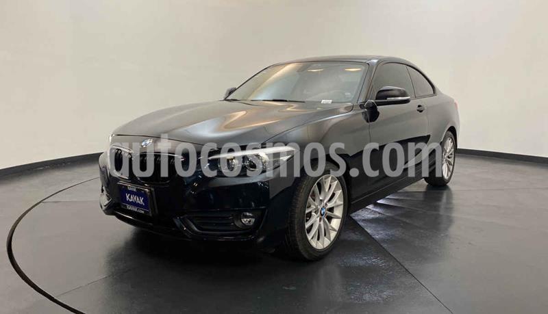 BMW Serie 2 220iA Executive Aut usado (2019) color Negro precio $492,999