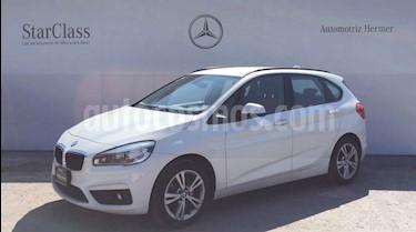 BMW Serie 2 Active Tourer 220iA Aut usado (2016) color Blanco precio $279,900
