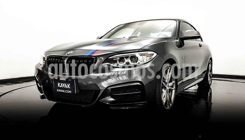 BMW Serie 2 M235iA M Sport Aut usado (2016) color Gris precio $489,999