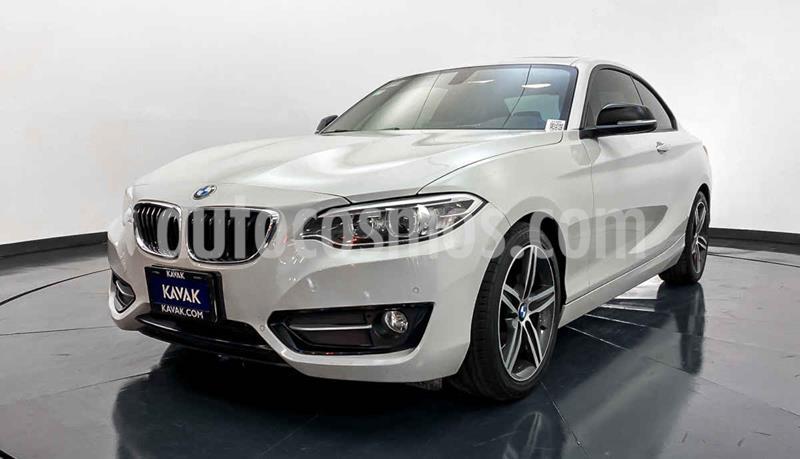 foto BMW Serie 2 220iA Convertible Sport Line Aut usado (2016) color Blanco precio $344,999
