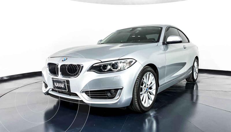 Foto BMW Serie 2 Version usado (2016) color Plata precio $349,999
