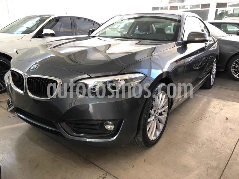 Foto BMW Serie 2 2p 220iA Executive usado (2020) color Gris precio $520,000