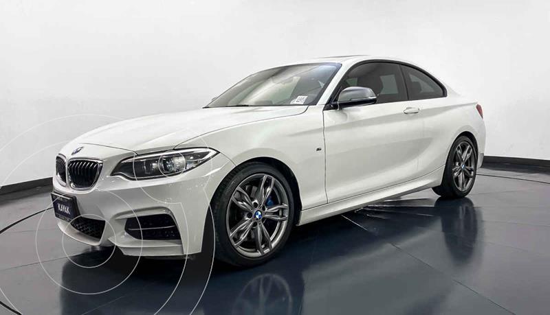 BMW Serie 2 M235iA M Sport Aut usado (2016) color Blanco precio $472,999