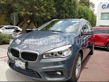 BMW Serie 2 Gran Tourer Luxury Line 220iA Aut usado (2017) color Gris precio $359,900